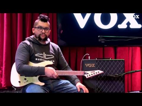 Workshop VOX VT40X con Aiol Rodriguez, En Vivo!!