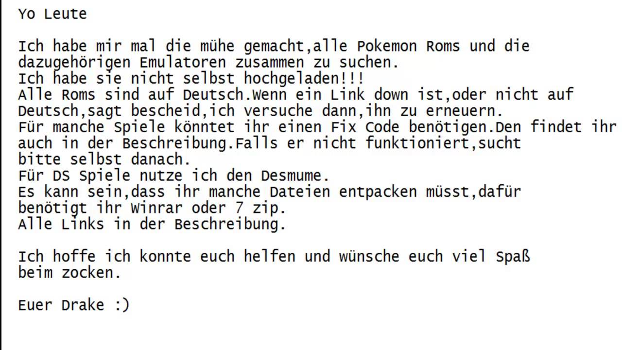 pokemon rubin rom deutsch gba android