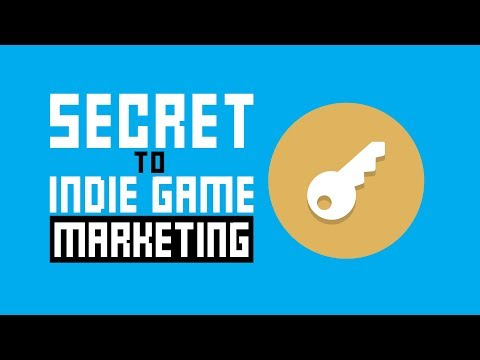 The #1 Secret To Indie Game Marketing Success