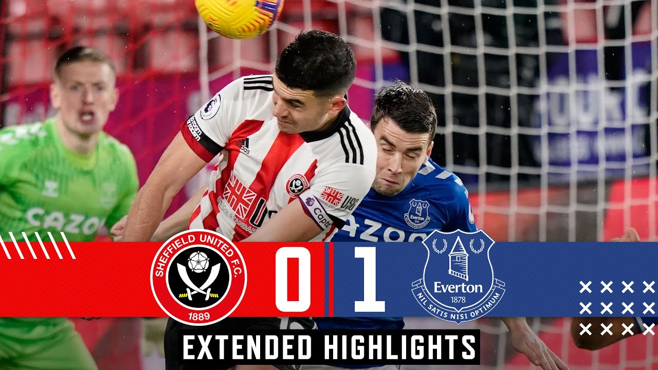 Sheffield United 0-1 Everton | Extended Premier League highlights