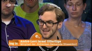 ZDF login vom 8.8.2014: Schüren Muslime Antisemitismus in Deutschland?