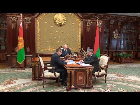 Лукашенко поручил предоставить аграриям все условия для реализации продукции