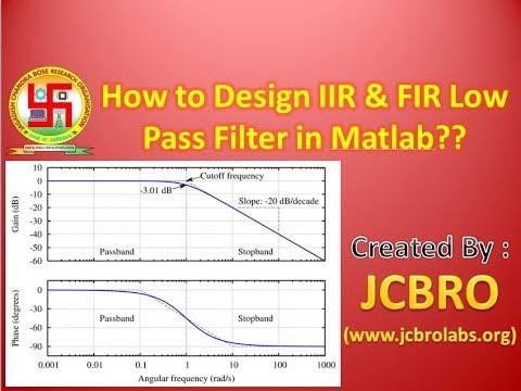 Dsp_foehu lec 11 iir filter design.