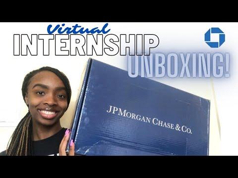Virtual Internship Unboxing   J.P Morgan Chase