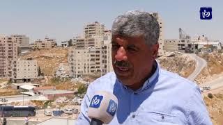 الاحتلال يبدأ بهدم منازل صور باهر بذريعة تهديد الأمن - (22-7-2019)