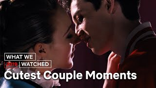 Cutest Kiss Moments | What We Watched 2019 | Netflix