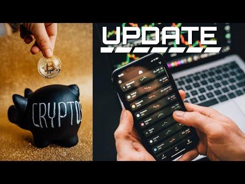 Crypto Market Report: BTC ETH DOT OM CET CoinEX AMM Snowden Tron TRX HOO WLT ARRR XMR OIL