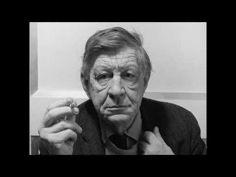 W. H. Auden at 65