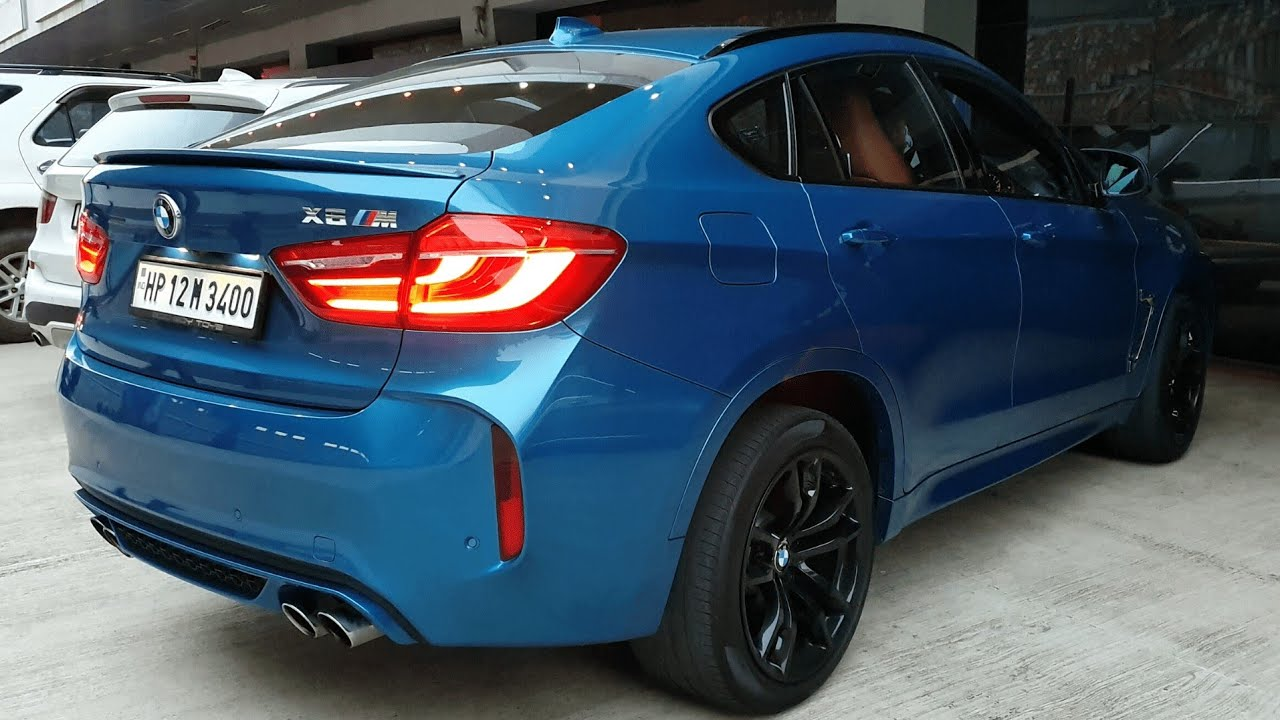 2020 Bmw X6m Powerful Suv India Review Premium Interiors Latest Features 2020 Bmw X6m Youtube