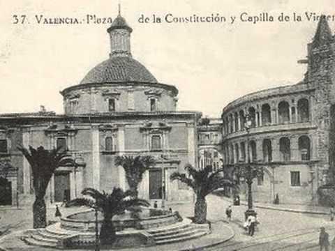 Plaza de la virgen la historia de valencia espa a youtube - La nueva fe de valencia ...