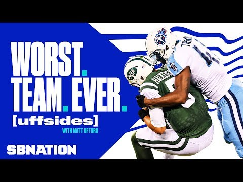 The Jets inspired us to make the worst NFL team ever | Uffsides