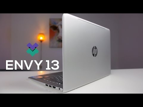HP Envy 13 Review (2016) Review: Thin, Light and Portable!