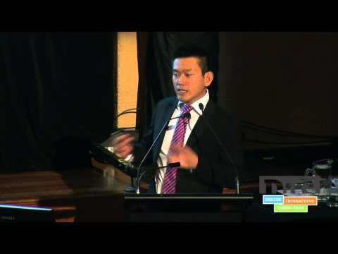 Dr Tom Chen, University of Newcastle - The Rise of Co-creative Consumers - DiG Festival 2013
