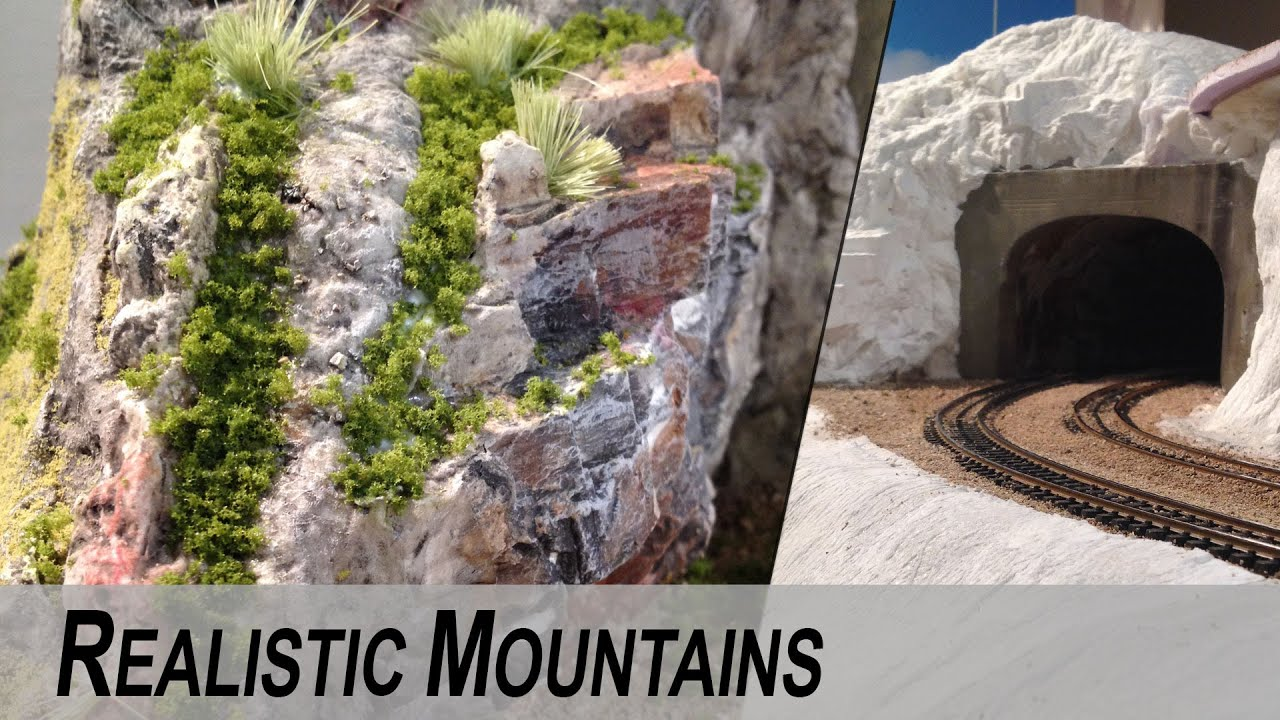 Realistic mountains ULTRA - Detailed Guide DIY