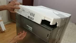 видео Посудомоечная машина Hotpoint-Ariston HFC 3C26