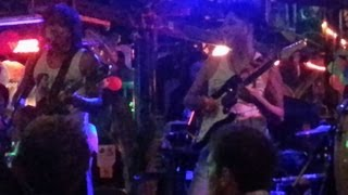 Reggae night at Ting Tong Bar, Koh Chang, Thailand
