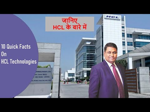 10 Quick Facts About HCL Technologies