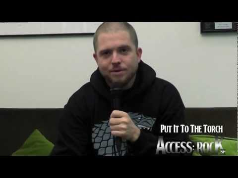 "Access: Hatebreed -Track-By-Track 1/11 ""Put It To The Torch"" by Jamey Jasta"