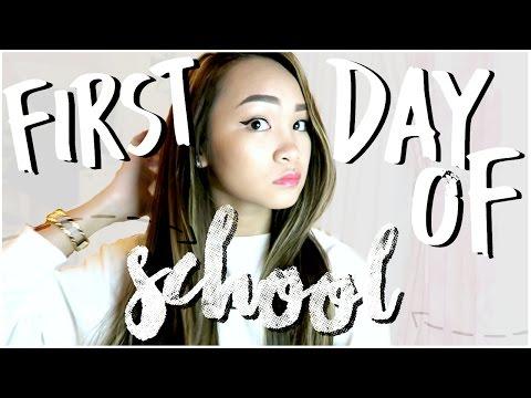 GRWM First Day of High School! (Sophomore Year) ✘ Lisa Phan