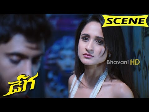 Pragya Jaiswal Robbering Suman Shetty Money || Dega Movie Scenes