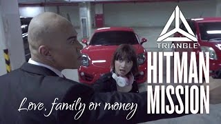 Triangle - Hitman Mission (corbuzier, chika jessica, volland)