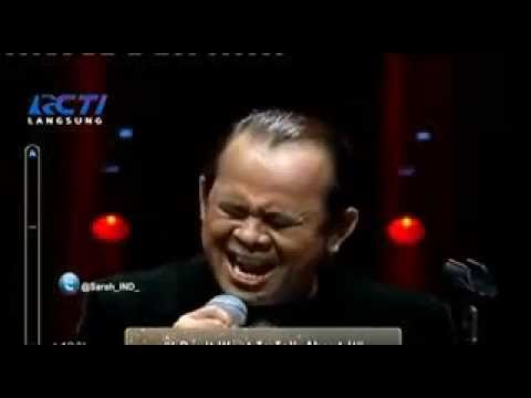 ERICK SIHOTANG   I Don't Want To Talk About It  Rising Star Indonesia RCTI 11 September 2014