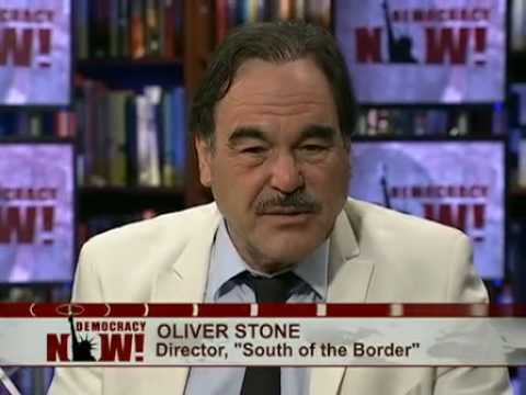 """Oliver Stone on Latin America's Political Upheaval in """"South of the Border"""" 3"""