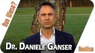 NuoWieso? #10 -  Dr. Daniele Ganser (Historiker und Friedensforscher)