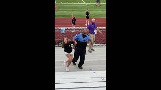 Is This America Now? Mother TASED, CUFFED AND ARRESTED for Not Wearing Mask at Mostly Empty Stadium