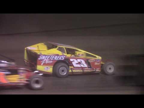 Ransomville Speedway Big Block Modifieds Summer Nationals Super Dirt Car Series 100 Laps 8-2-16