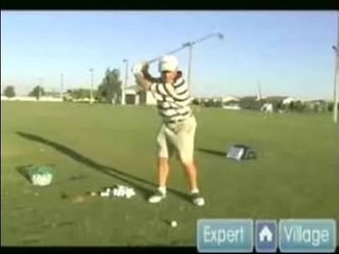 How to Improve Your Golf Swing : Golf Swing Basics