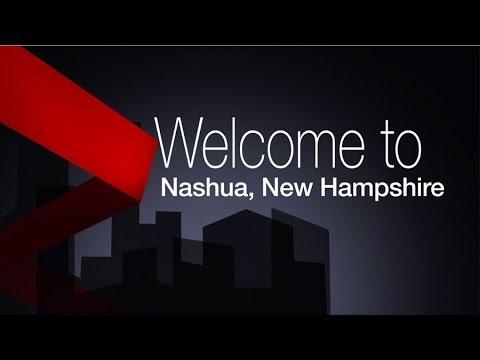 Nashua, New Hampshire Community Video Tour
