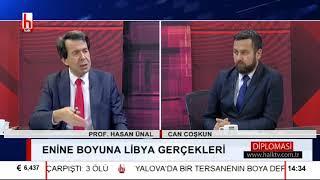 Enine boyuna Libya gerçekleri / Diplomasi - 11 Aralık