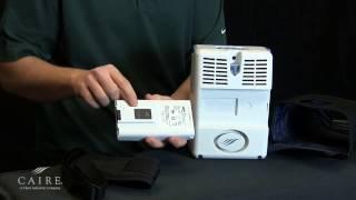 Портативный кислородный концентратор AirSep FreeStyle 3 - Обзор 2