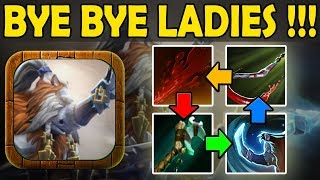 Leaking Blood in Rupture Combos [Hook+Skewer+Force Staff] Ability Draft Dota 2