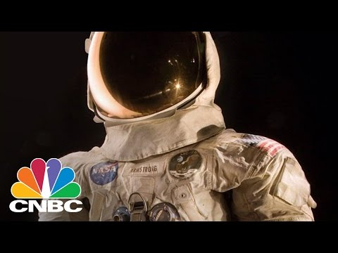 American And Russian Space Program Memorabilia To Be Auctioned Off | CNBC