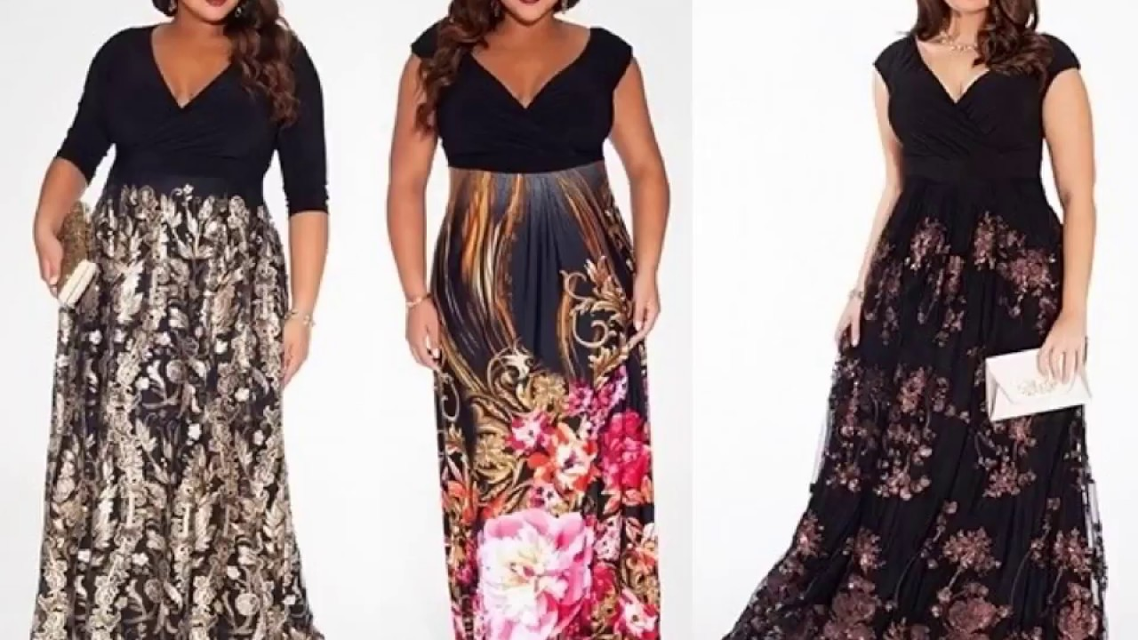 2f10f282b0 Plus Size Wedding Guest Outfit Ideas - YouTube