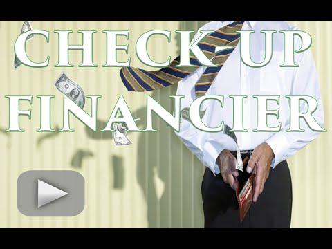 Check up financier