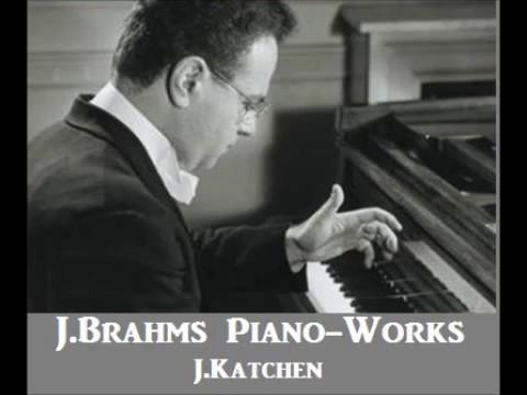 J.Brahms Piano Works [ J.Katchen ] (1962~65)