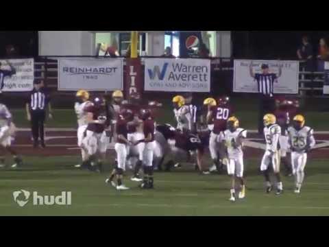 AJ Reed #7 Highlights 2014