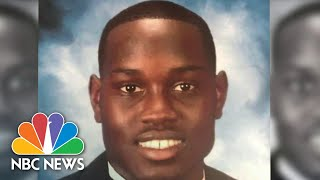 Man Who Filmed Ahmaud Arbery's Final Moments Now Charged In His Death   Nbc Nightly News
