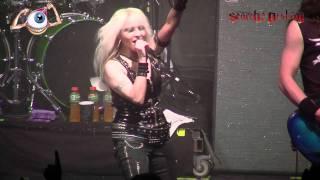 DORO: Earthshaker Rock, Abril 30 2011, Circo Volador, Mexico por EyeScream productions