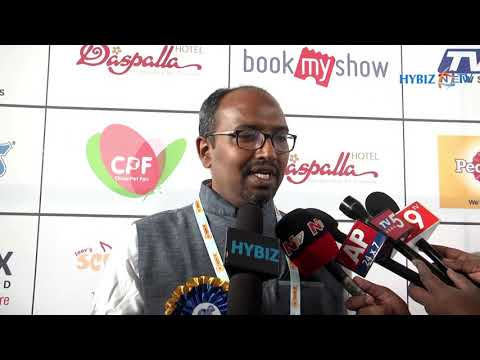 Philip A Butt Secretary The Hyderabad Canine Club | Pet Care Industry Annual Event PETEX India 2018