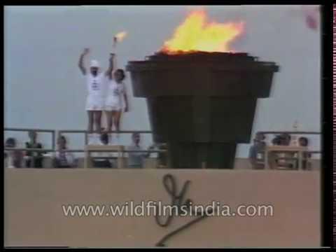 IX Asiad : 1982 Asian Games In New Delhi
