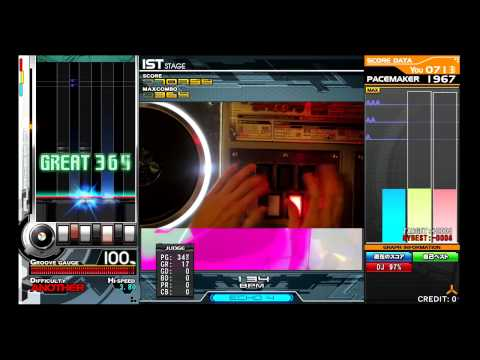 IIDX 20 tricoro - Liquid Crystal Girl feat. echo [a] - PHN!X