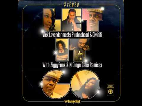 Vick Lavender, PirahnaHead, Diviniti - Let It Go (Ziggy Funk Vocal Mix)