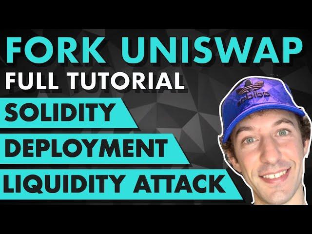 Fork Uniswap & Create Your Own Sushiswap | Full Tutorial