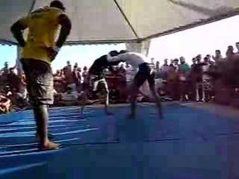 Edson Jorge vs Tito Beltran