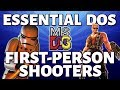 10 Essential DOS First-Person Shooters