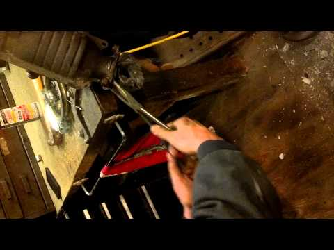 How to empty out a catalytic converter (part 2)